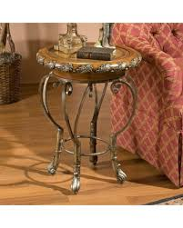 butler accent table winter savings on butler accent table 26h in heritage