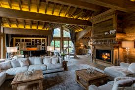 deco de luxe chambre decoration de chalet best ideas about deco chalet