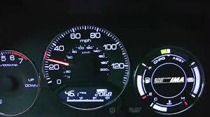 2007 honda civic hybrid reviews 1 honda civic hybrid 5 speed dash operation