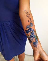 39 pretty watercolor tattoos that u0027ll convert even the biggest