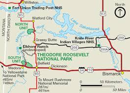 map n maps theodore roosevelt national park u s national park service