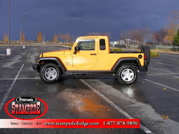 jeep truck conversion black friday best day to buy a car stampede dodge chrysler