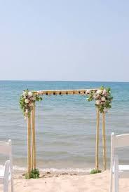 wedding arches michigan blue dress barn wedding arch arrangement white stock stargazer
