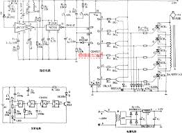 patent us4122395 radio control circuit with microprocessor drawing