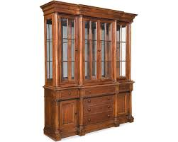 Dining Room Storage Cabinet Breakfront China Cabinet Dining Room Furniture Thomasville