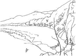 hawaii natural beach coloring pages coloring sun