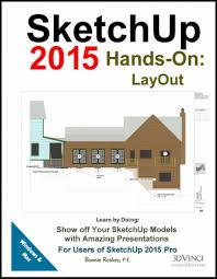 sketchup layout tutorial français 3d modeling books and resources house design sketchup