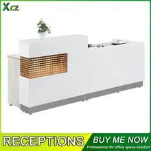 Tufted Reception Desk Kaiping City Xin Cheng Zhi Furniture Co Ltd Office Desk Cabinet