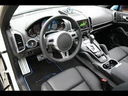 2011 Porsche Cayenne S - 2011 speedart porsche cayenne s hybrid speedhybrid 450 dashboard