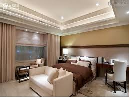 Modern Bed Designs 2016 Master Bedroom Modern Bedroom With Gypsum False Ceiling Design