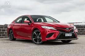 toyota camry toyota camry 2018 review motoring com au