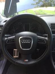 audi a4 forums for sale 3 spoke black airbag from a b7 will fit a4 s4 rs4