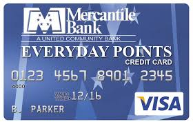 Credit cards mercantile bank quincy il
