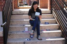campus cursive looks to bring mercer more love letters u2013 mercer
