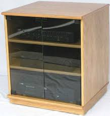 Small Media Cabinet Furniture Furniture Small Un Varnish Cabinet Eith Cd Player Shelf Using
