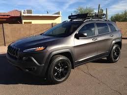 survival jeep cherokee l e d light bar on trailhawk 2014 jeep cherokee forums