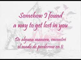 imagenes de amor en ingles español three days grace lost in you letra en inglés y en español youtube