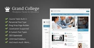 wordpress search layout top 25 wordpress themes for schools colleges and universities