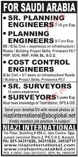 planning engineer jobs in dubai uae for americans hospital planning engineers cost control engineers wanted 2018 jobs pakistan
