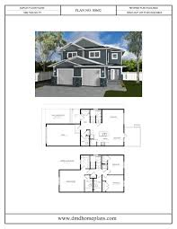 duplex plans dmd home plans