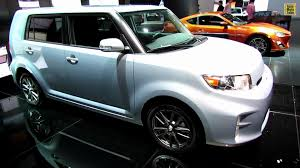 scion cube 2014 scion xb silver ignition scion 10 series exterior and