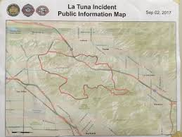 Wildfire Map Near Me by Largest Wildfire In Los Angeles History Forces Hundreds To Evacuate