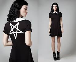 wednesday dress wednesday dress disturbia clothing