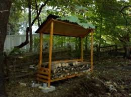 How To Build A Simple Wood Storage Shed by The 25 Best Firewood Shed Ideas On Pinterest Wood Shed Plans