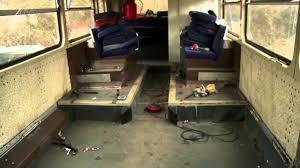 Double Decker Bus Floor Plan Double Decker Bus To Rv Youtube