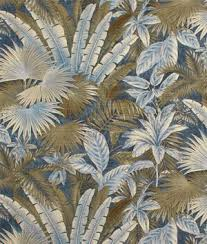 Palm Tree Upholstery Fabric Tropical And Beach Décor Fabric Onlinefabricstore Net