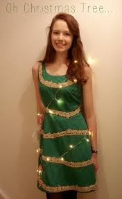 christmas tree party frock by anne w project sewing dresses