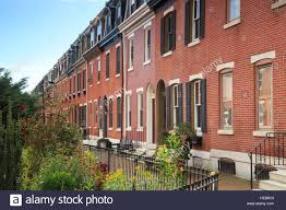 row house philadelphia stock photos u0026 row house philadelphia stock