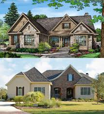 rendering vs reality the bosworth plan 1328 built by kent homes