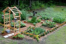 vegetable garden fence home design ideas