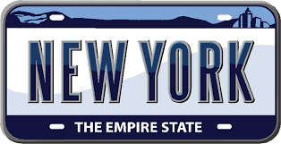 compare new york car insurance companies new york license plate
