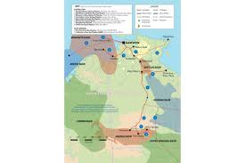 Gas Map Pipeline Map Of Northern Territory U2014 Ppo Pipeline Plant U0026 Offshore