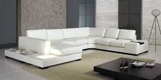 Contemporary White Leather Sofas Contemporary White Leather Sofa New Trends 2018 2019