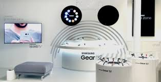 home design story samsung what shop design can look like samsung store in paris ixtenso