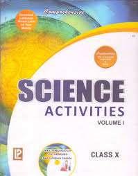 buy comprehensive science activities vol i class 10 book online