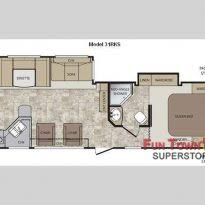 Keystone Rv Floor Plans Evergreen Travel Trailer Floor Plans Gurus Floor Evergreen Rv