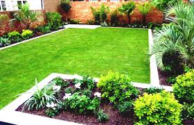 simple front garden ideas for small space of country house kitchen
