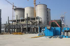 cement factory newly constructed cement factory the himalayan times