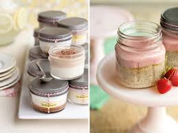 wedding cake jars cakes in a jar wedding favors from bananappeal