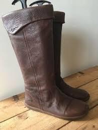 womens cowboy boots ebay uk uk size 6 5 womens h m black ankle boots shiny textile high heeled