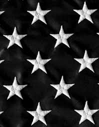 Blue And Black Striped Flag 3 U0027x5 U0027 American Thin Blue Line Flag Embroidered Stars Sewn