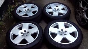 audi a8 alloys audi a8 flat spokes genuine ronal 18 alloys in neasden