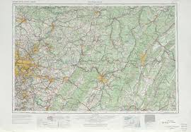 Eastern Pennsylvania Map by Pittsburgh Topographic Maps Pa Usgs Topo Quad 40078a1 At 1