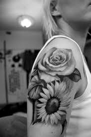 sunflower tattoos tattoo design and ideas