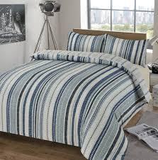 deakin blue duvet set
