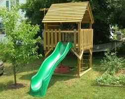 Backyard Play Ideas by 52 Best Playset Build Ideas Images On Pinterest Playground Ideas